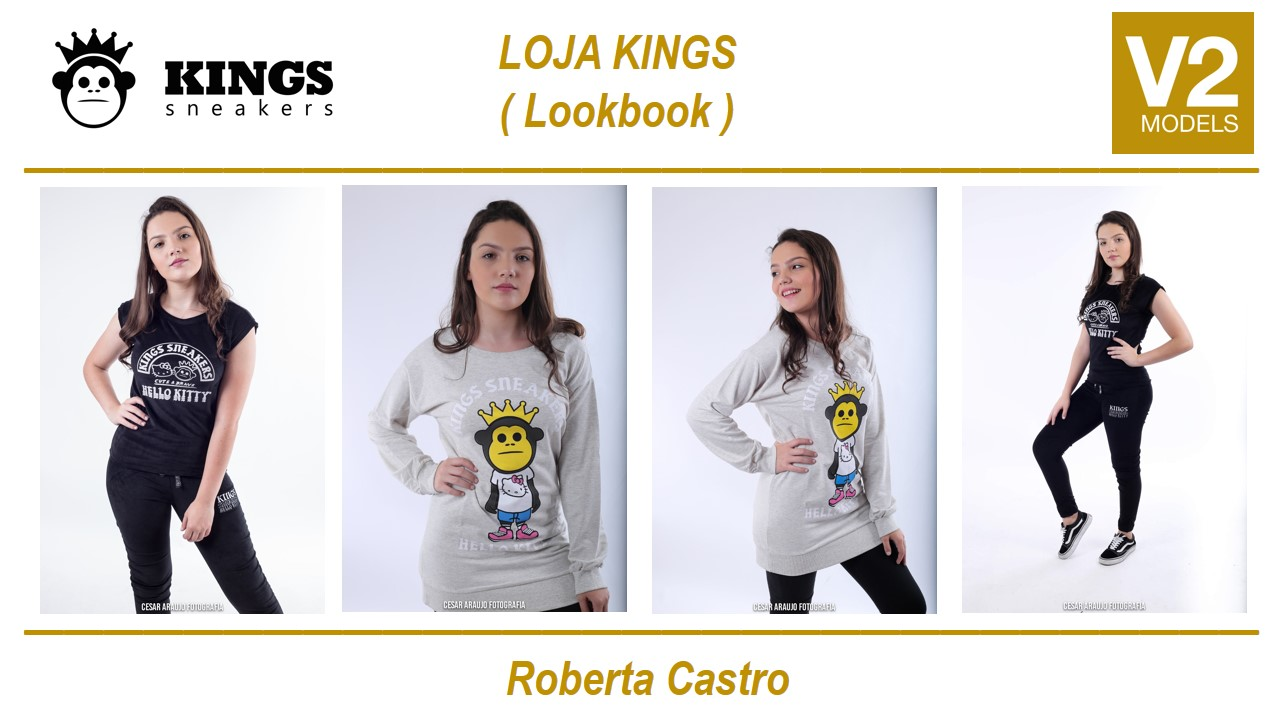 Lookbook - Loja King...