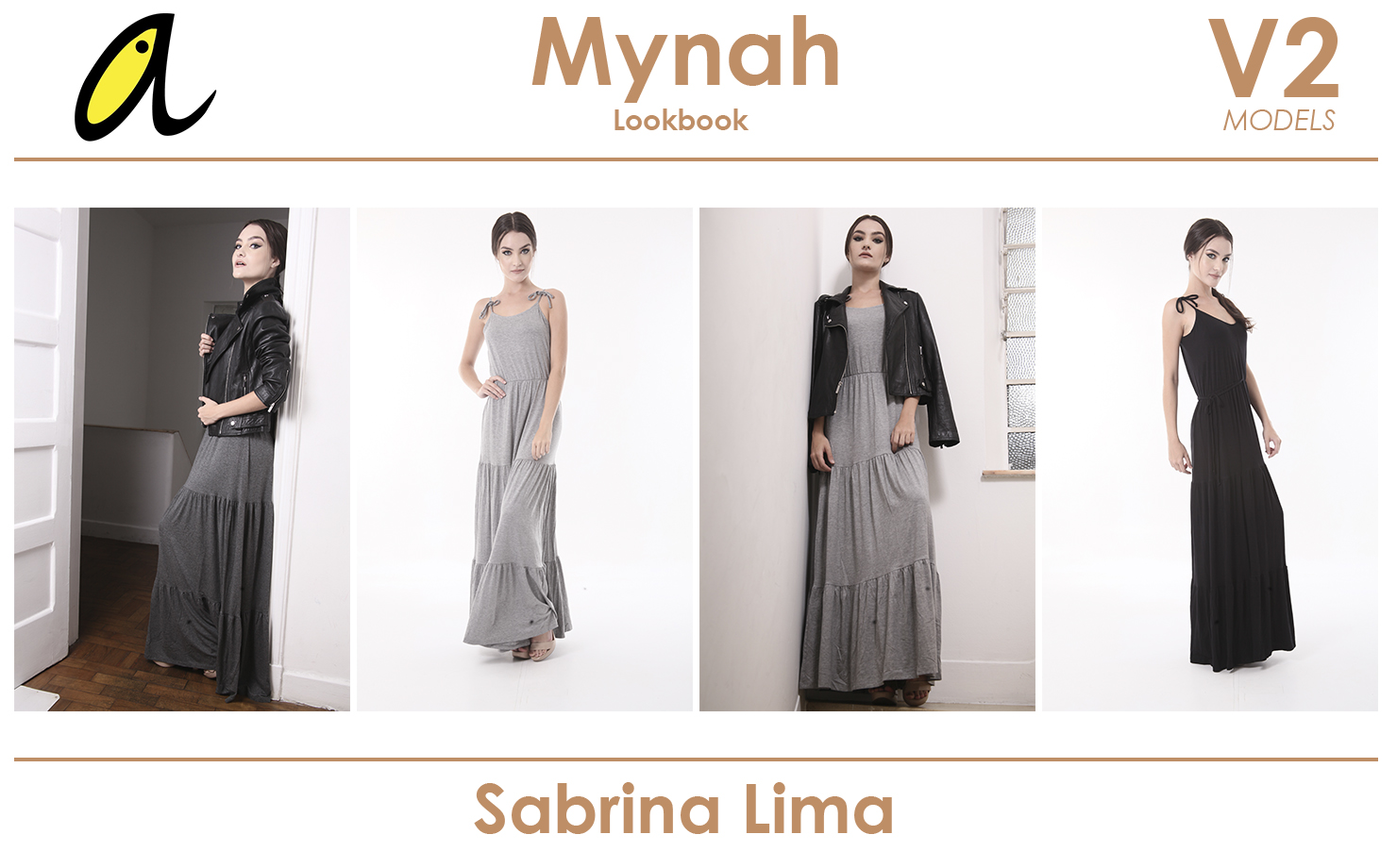Lookbook Mynah - Mod...