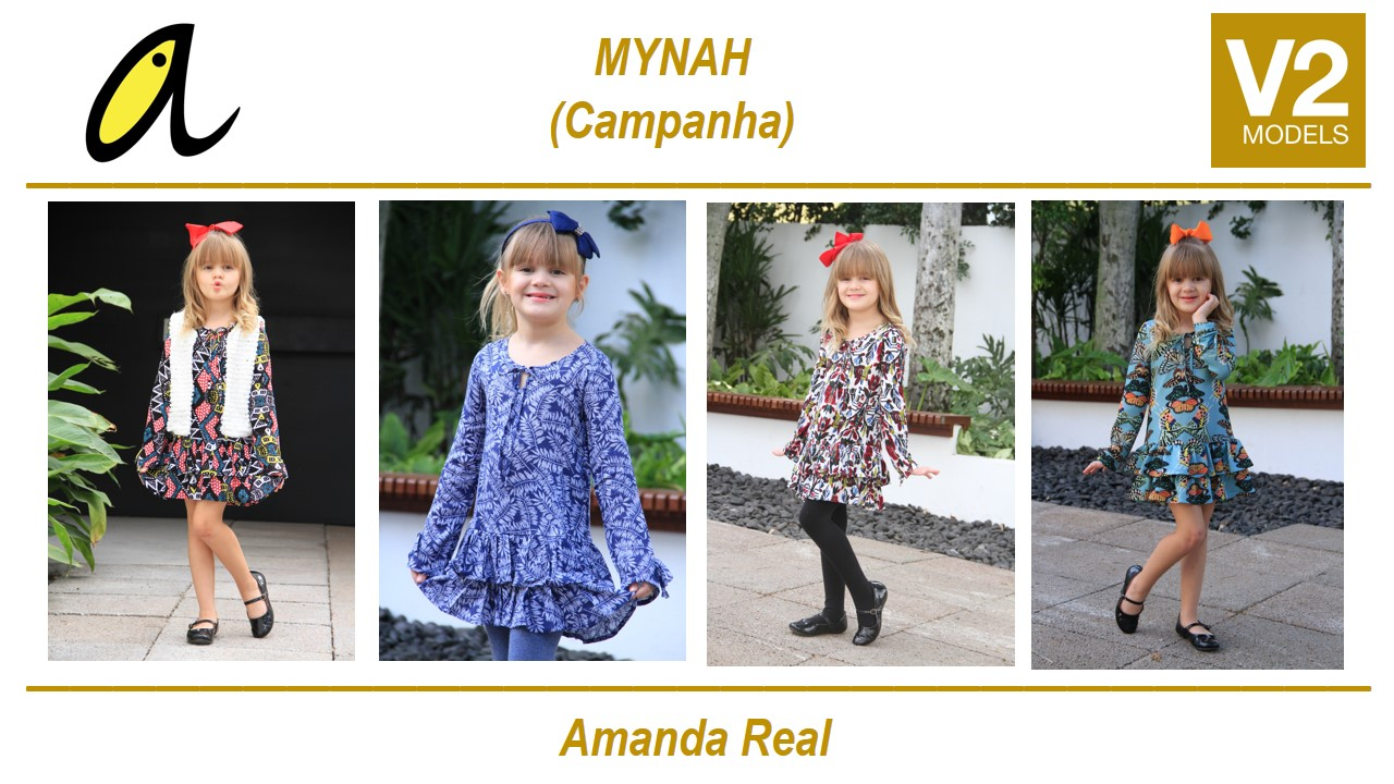 Lookbook Moda Infant...