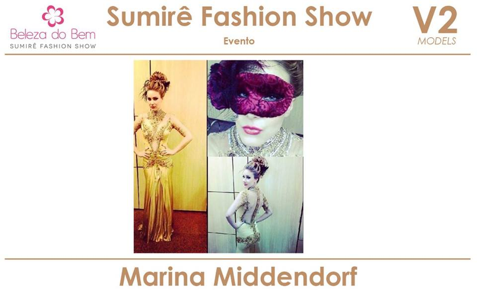 Sumirê Fashion SHOW...