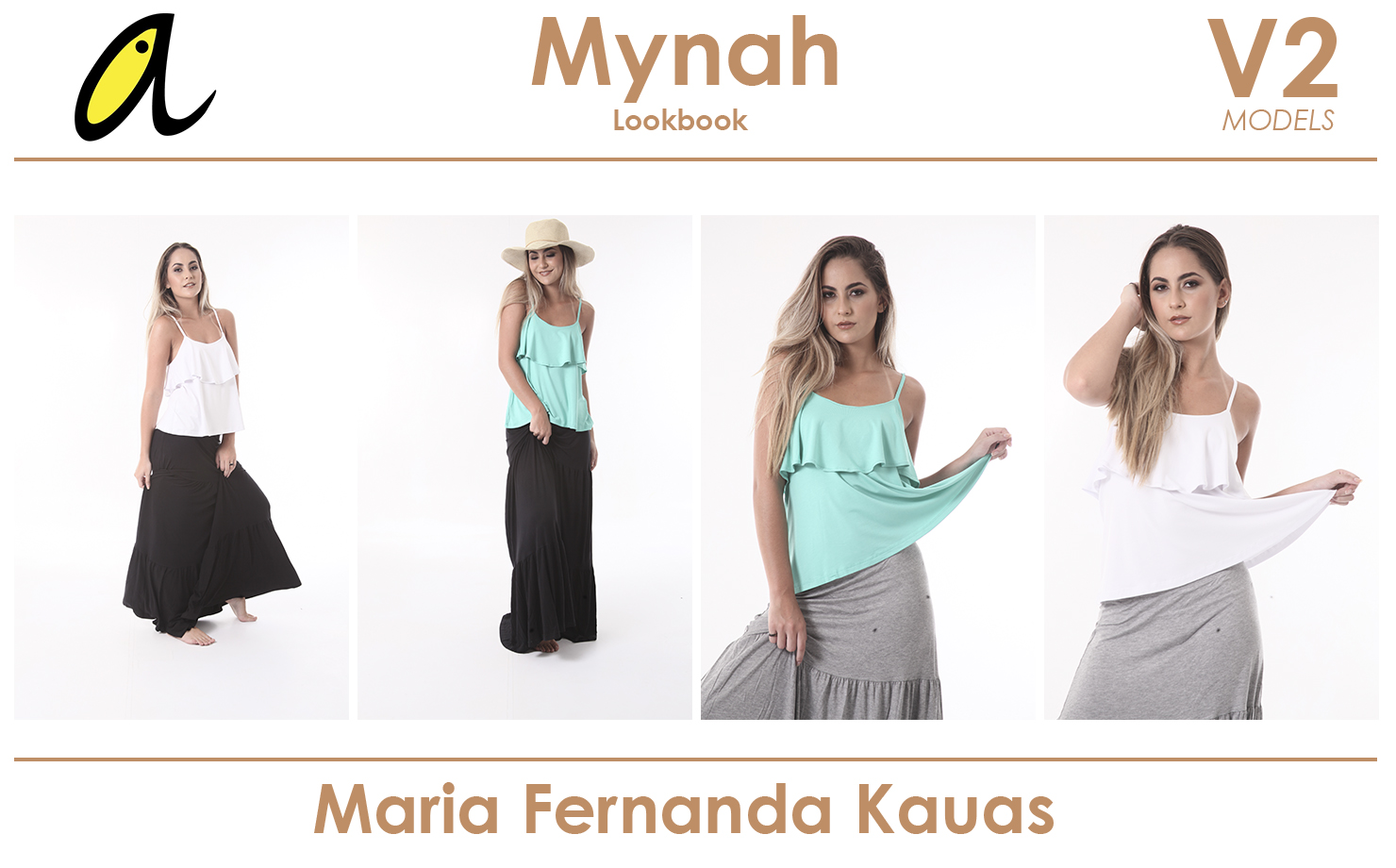 Lookbook Mynah - Mar...