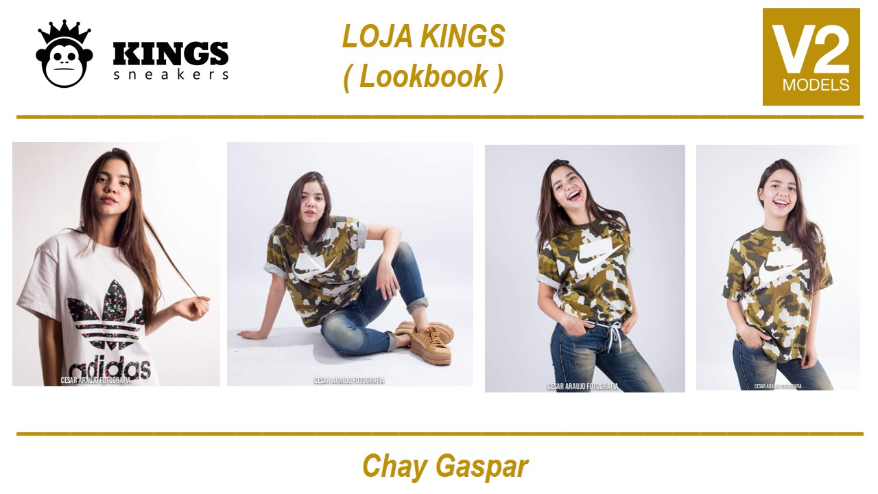 Lookbook Loja Kings...