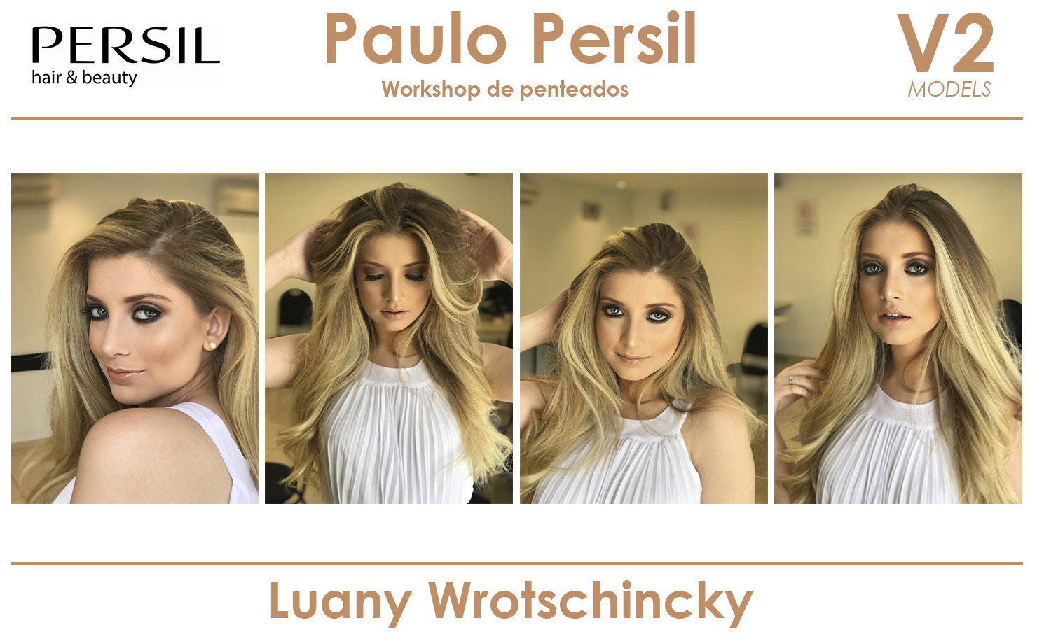 Workshop de Penteado...