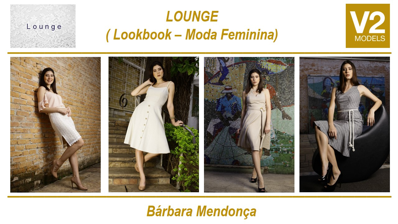 Lookbook Moda Femini...