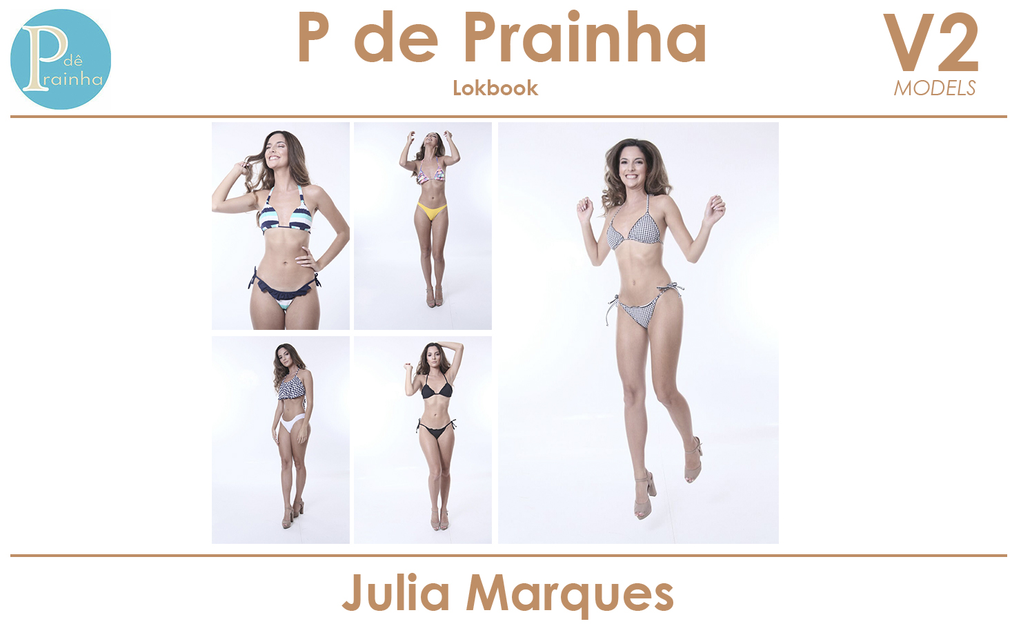 Lookbook Moda Praia...
