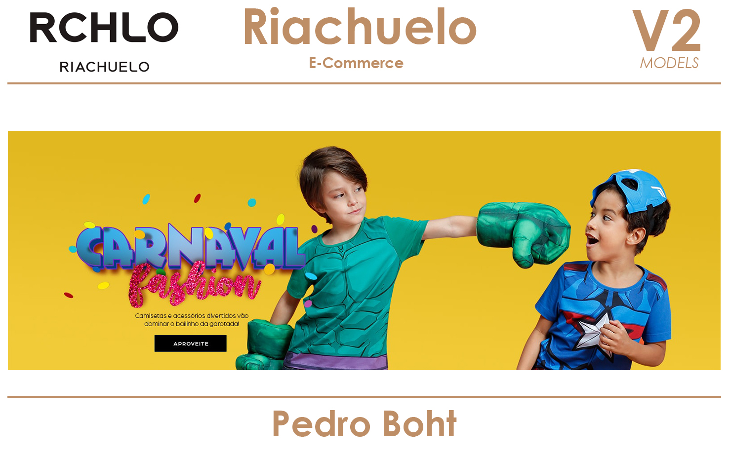 E-commerce Riachuelo...
