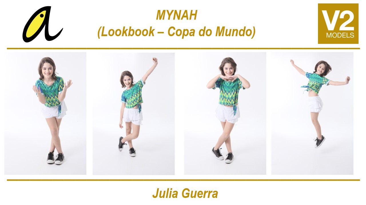 Lookbook Copa do Mun...
